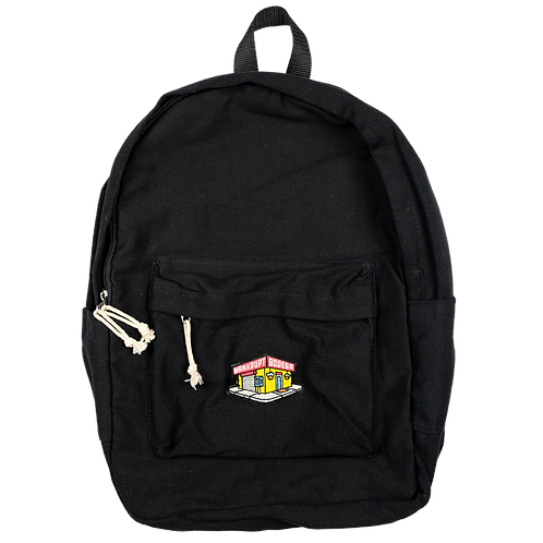 Bodega Backpack - Black