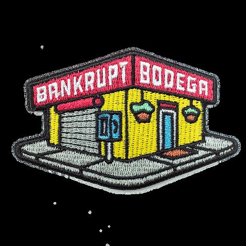 Bodega Logo Patch