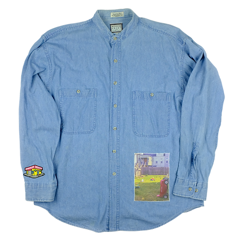 Windsor Shirt Co. buttondown - Fits M/L