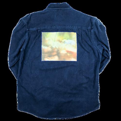 Woolrich buttondown - Fits S/M