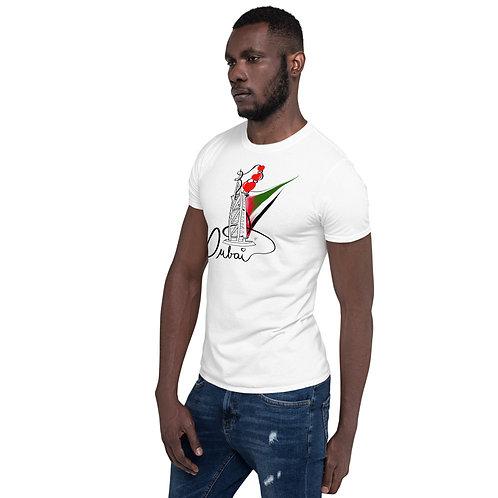 Dubai Short-Sleeve Unisex T-Shirt