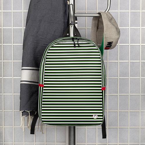 UEA striped Backpack