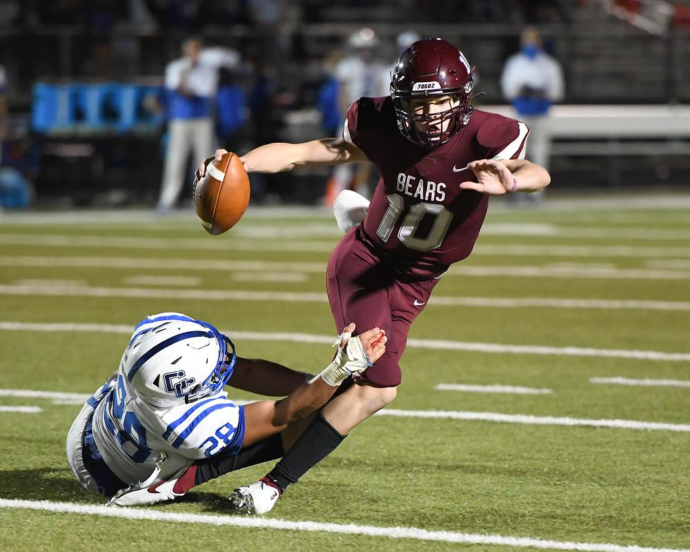 Jerry Torres, Cedar Creek High School Eagles Football