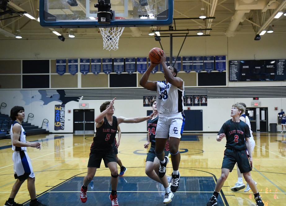 CCHS Boys Basketball, Photo by Mike Valiska