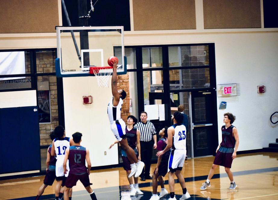CCHS Boys Basketball, Photo by Rachel Ramirez