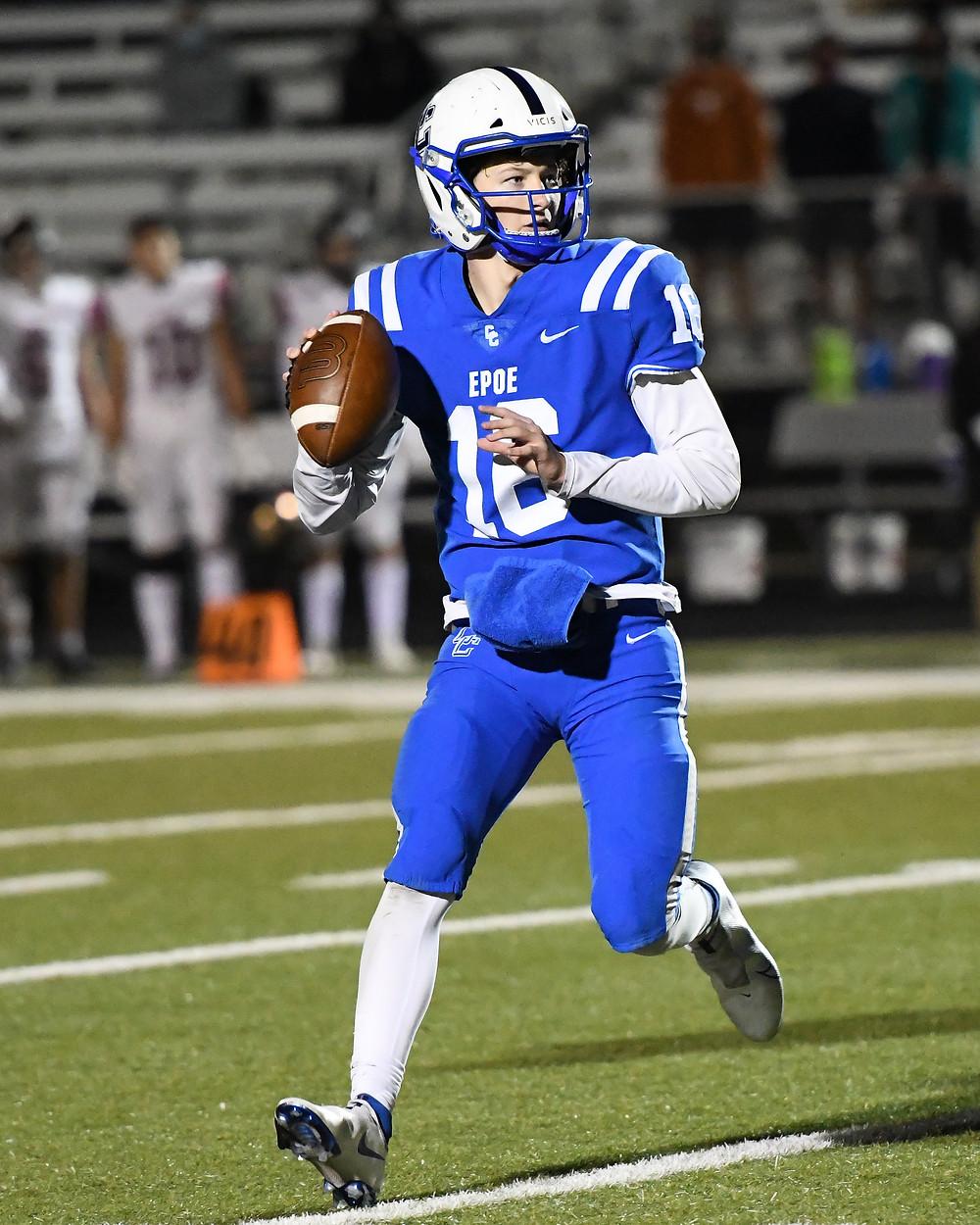 Brock McLaughlin, Cedar Creek High School Eagles Football