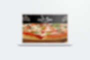 Black Rabbit Pizza website