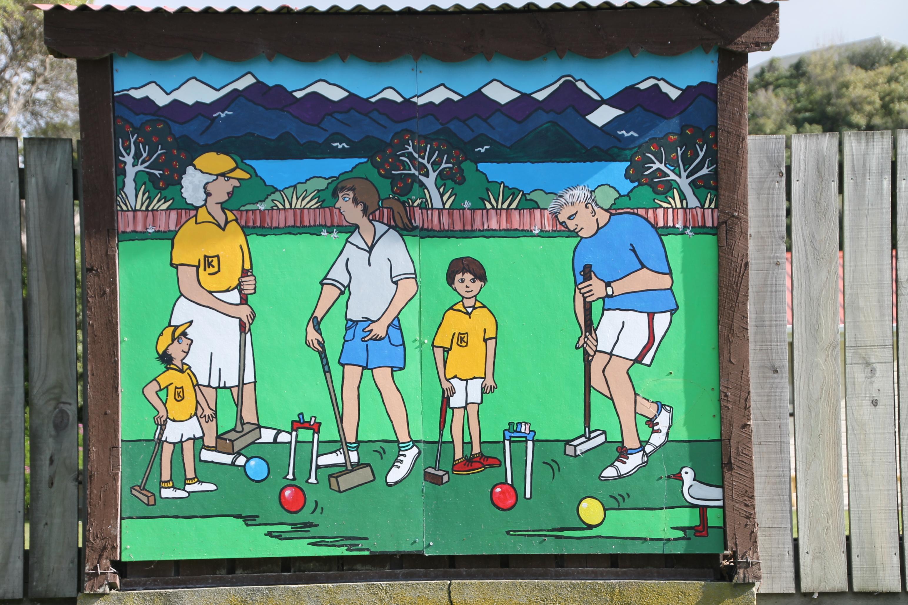 Kaikoura Croquet Club