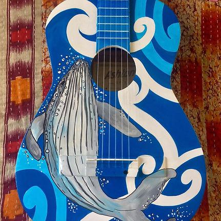 Janet Nikora Art - Studio Blue Creative, Kaikoura, NZ