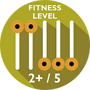 Driftwood Eco Tours - Fitness level required 2+/5