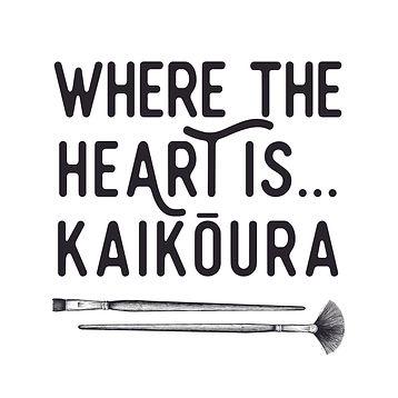 Where the heART is...Kaikoura