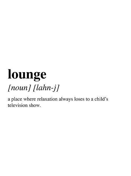 What is a Lounge?