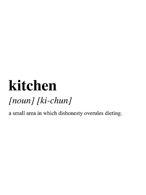 What is a Kitchen?
