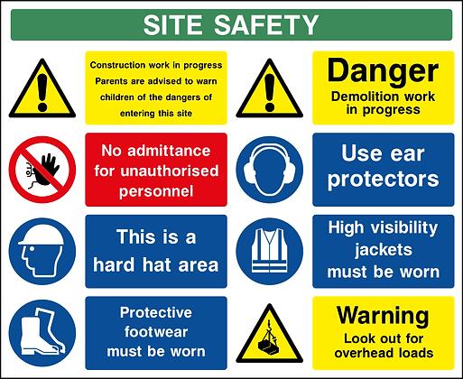 Site Safety - Medium