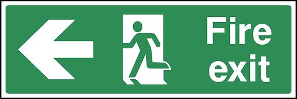 Fire Exit Left