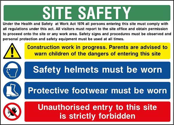 Site Safety - Landscape 2