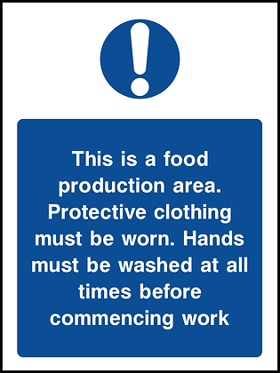 This is a Food Production Area
