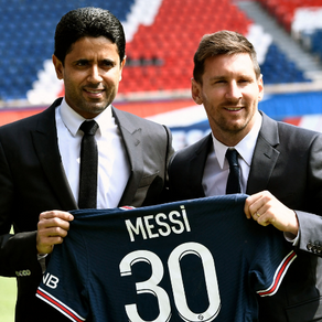 Lionel Messi, An Icon in Paris