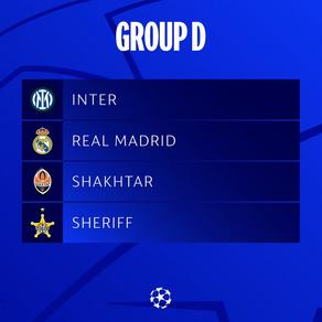 UEFA Champions' League Group D Preview