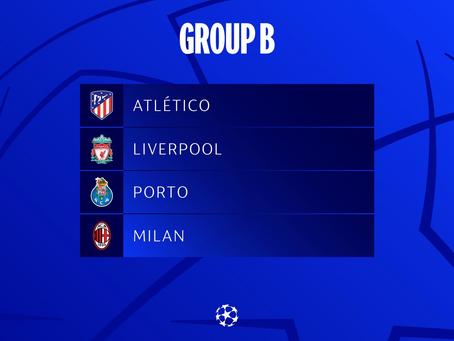 UEFA Champions' League Group B Preview