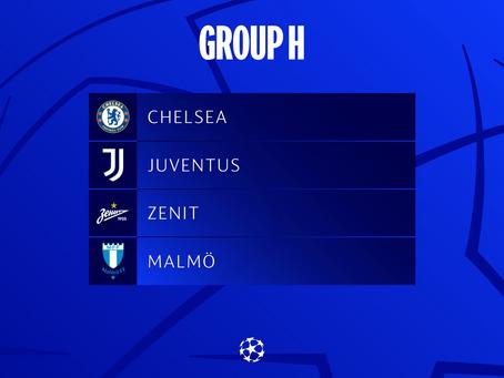 UEFA Champions' League Group H Preview