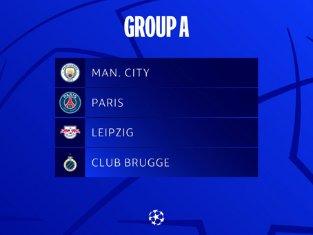 UEFA Champions' League Group A Preview