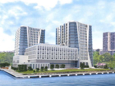 Hartz Mountain's 259-Unit Development in Weehawken Approved