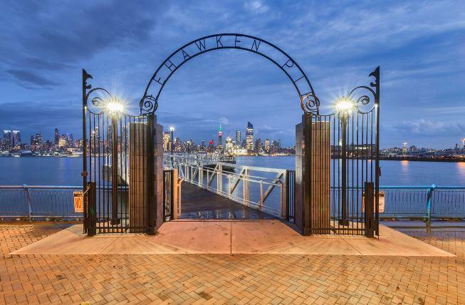 Weehawken Pier