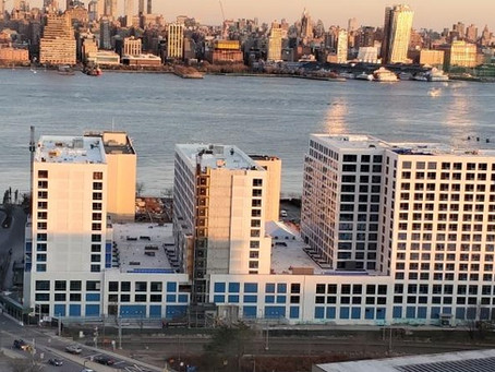 Hamilton Cove is the New Benchmark for Luxury Living along the Weehawken Waterfront