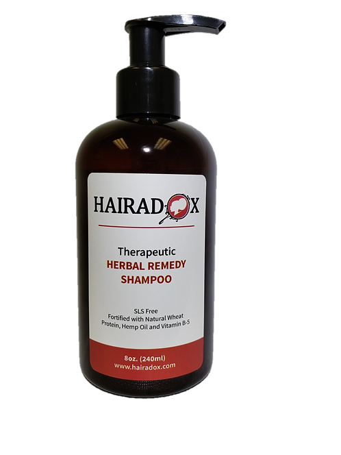 Therapeutic Herbal Remedy Shampoo - 8oz.