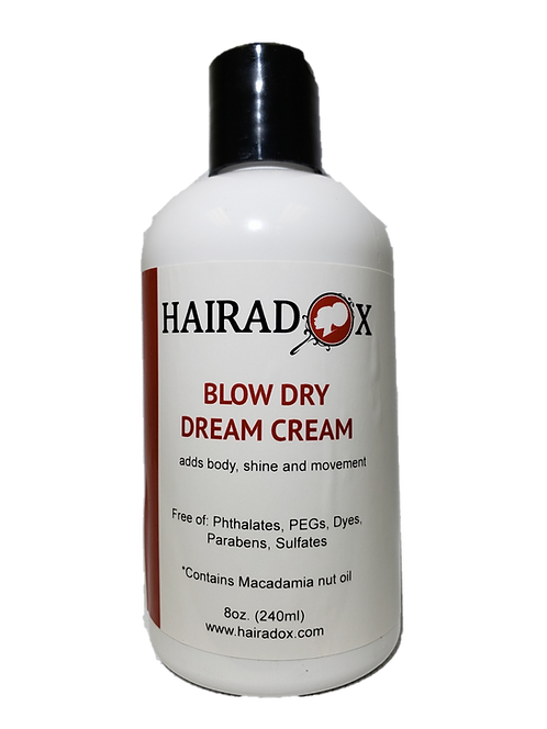 Blow Dry Dream Cream - 8oz.