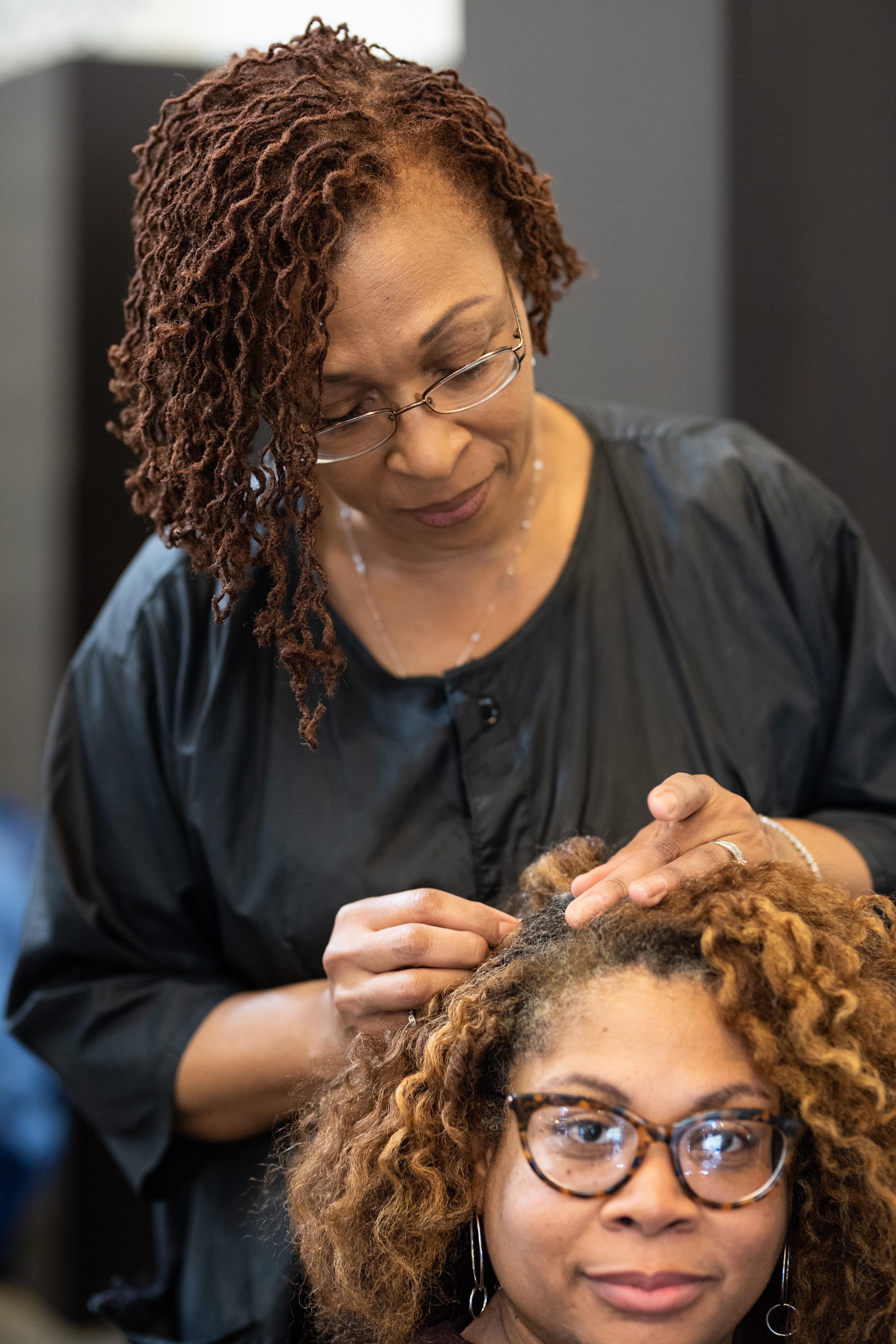 Loc Intro, consultation & hair types