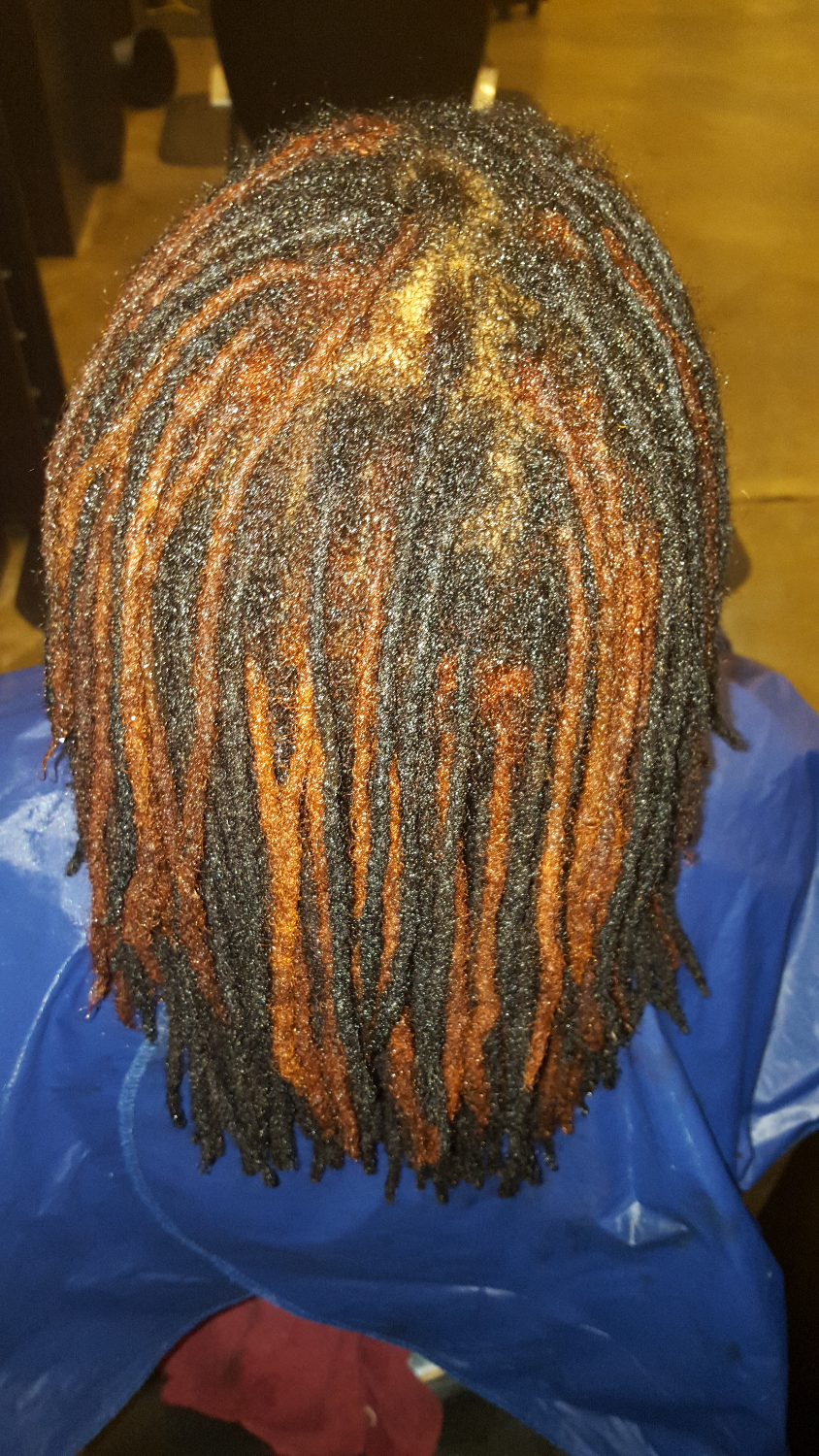 loc highlights and color