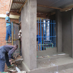 A water filter in Rwanda that St.George's helped to fundraise for