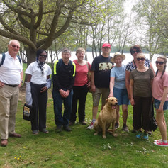 Sponsored Walk at Virginia Water