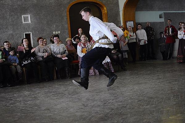 Алексей Беликов - лауреат 3 степени