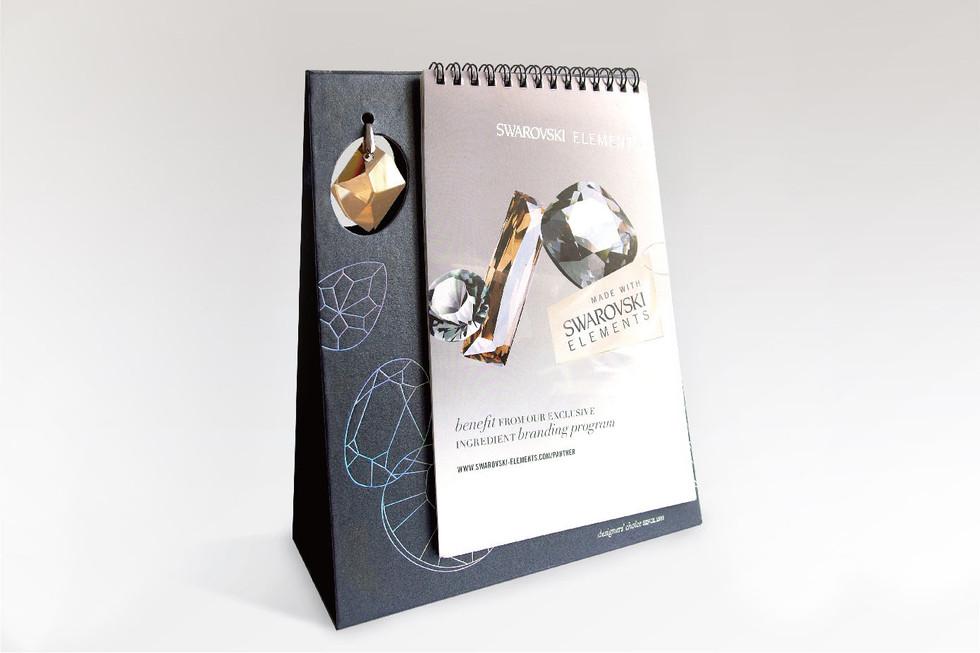 Swarovski Calendar 1