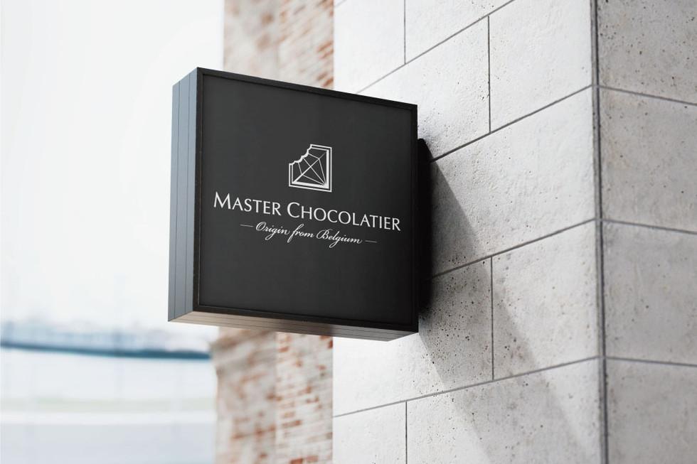 Master Chocolatier Branding 1