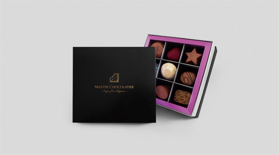 Master Chocolatier Branding 7