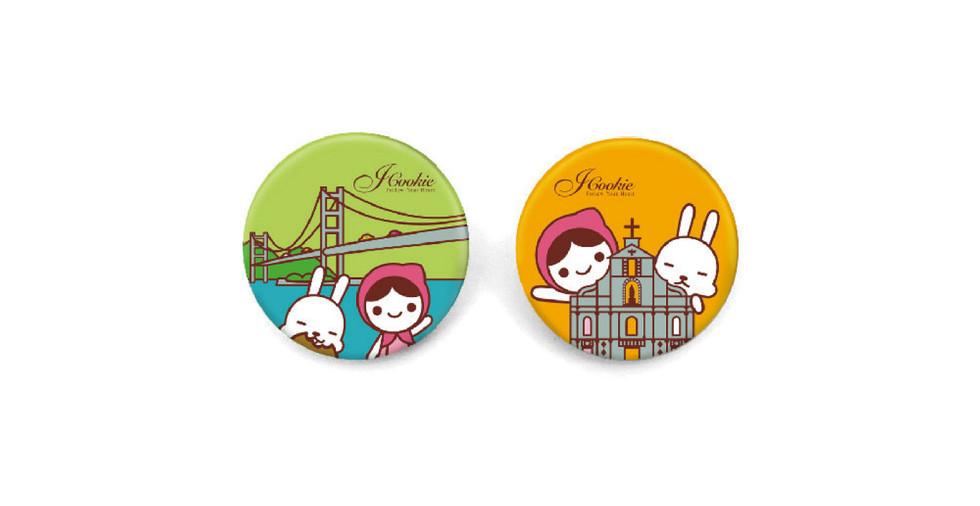 ICookie Mascot Design& Packaging 6
