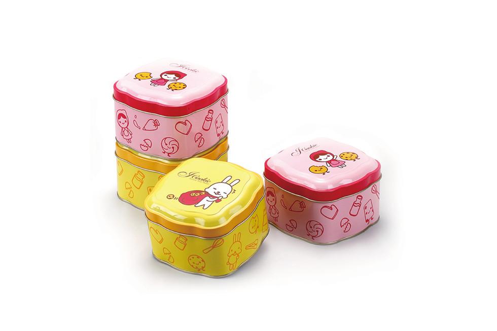 ICookie Mascot Design& Packaging 3