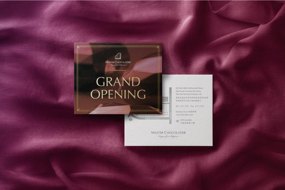 Master Chocolatier Branding 6
