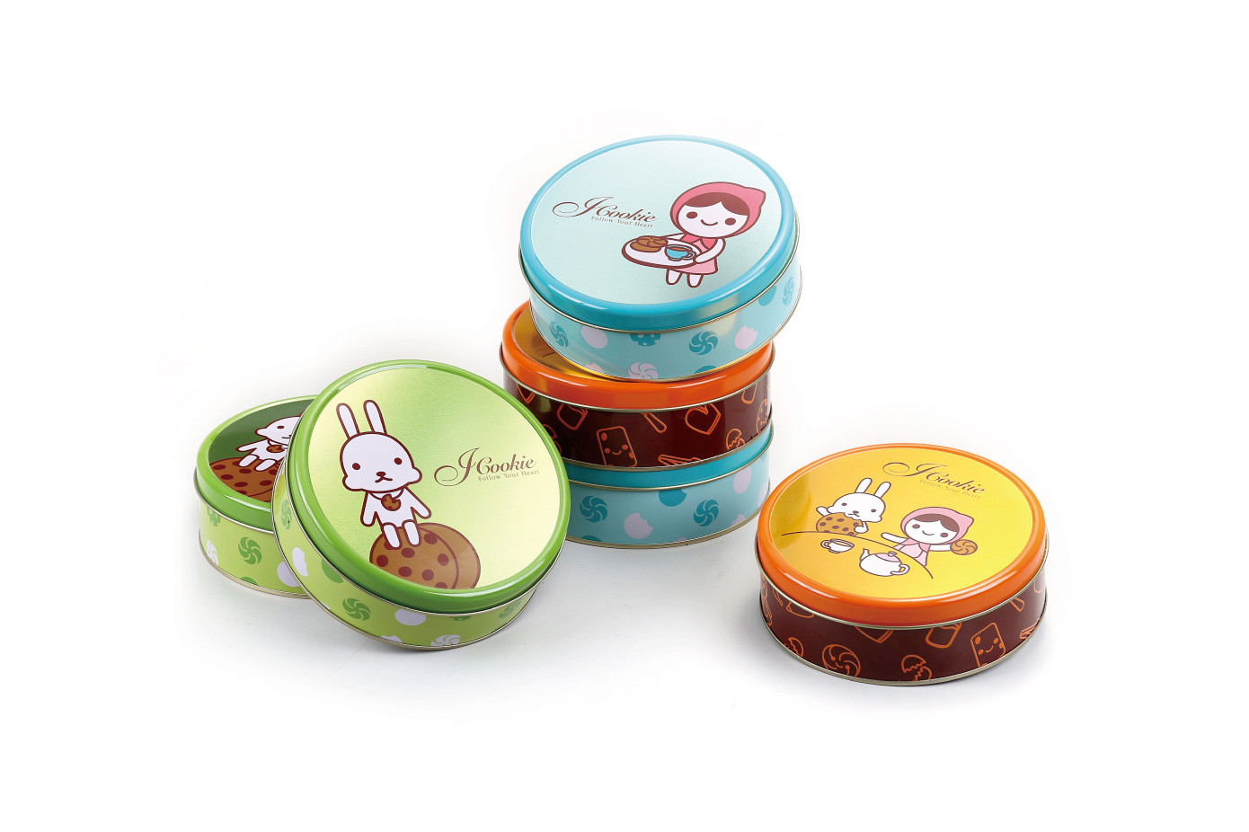 ICookie Mascot Design & Packaging 2