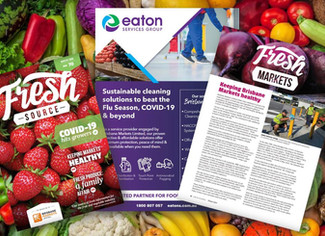 Keeping Brisbane Markets Health