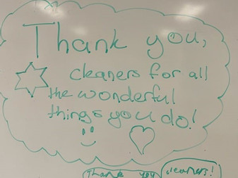 Words Of Appreciation From Students