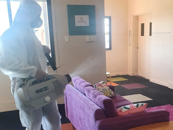 Increased Cleaning for Queensland Schools