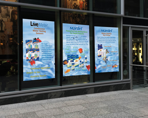 Large-format Posters