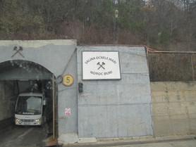 Școala Gimnazială Nr.82 - The visit at the salt mine Ocnele Mari