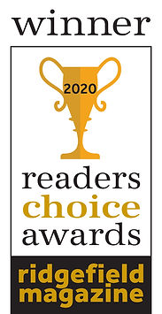 READERS CHOICE STICKERS ridgefield2020 (