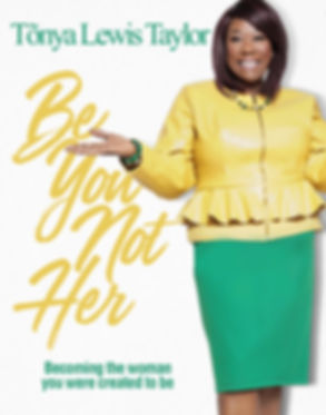 Tonya Lewis Taylor - Be You Not Her (2).